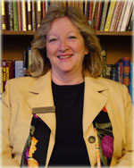 Julia Edwards, Executive Director